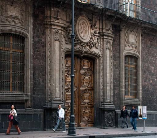 Francisco Guerrero y Torres. Casa de los condes de San Mateo de Valparaíso (1769-1772). México D.F.