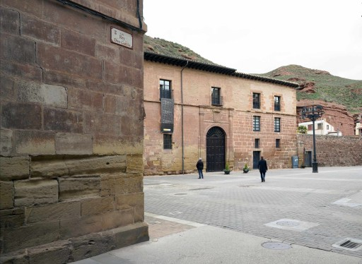 Escuela de Patrimonio Histórico de Nájera