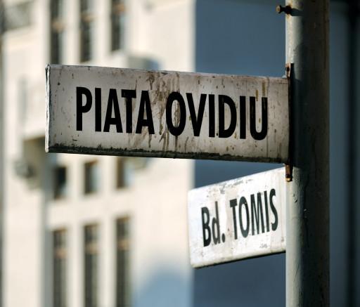 Bd. Tomis y Piata Ovidiu. Constanza (Rumanía), 2011