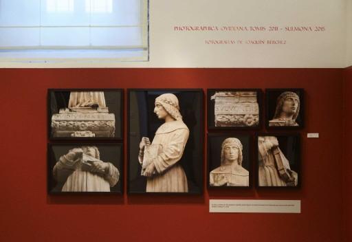 Sala de Exposiciones de la Escuela de Patrimonio Histórico de Nájera