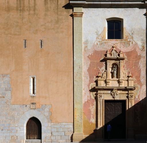Simat de la Valldigna, Capilla de Gracia. Monasterio de Santa María de la Valldigna. 2010