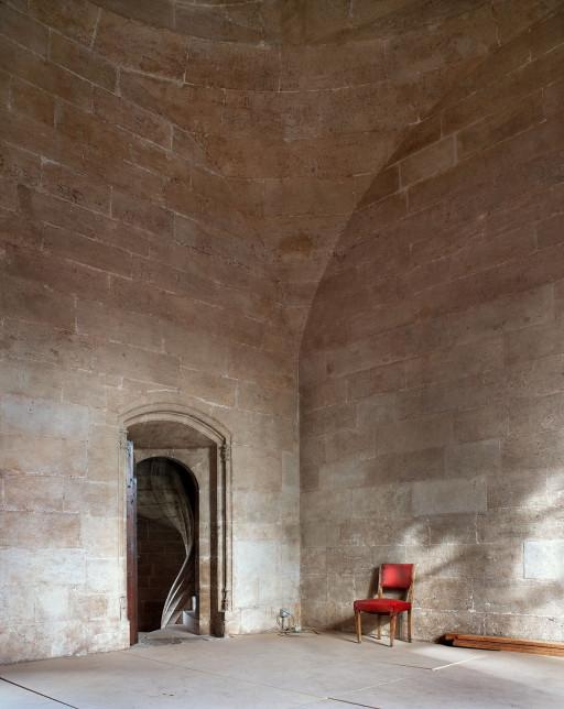 """Sala de la Torre, llamada """"cárcel de comerciantes"""". Lonja de Valencia. 2006"""