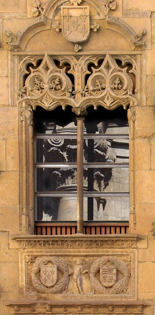 Casa de las Conchas. Salamanca. 2005