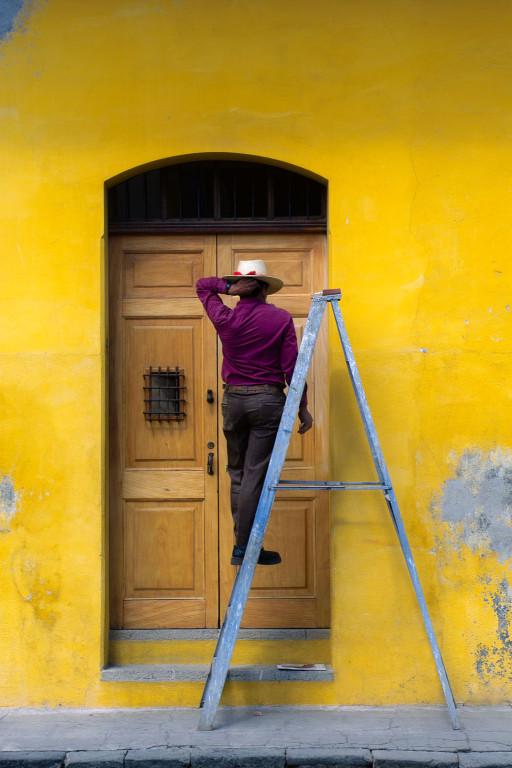 La Antigua. Guatemala. 2005