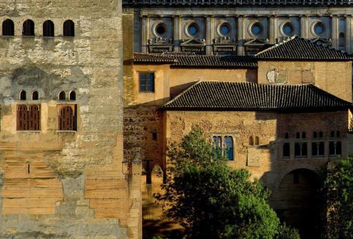 La Alhambra, Granada, 2007