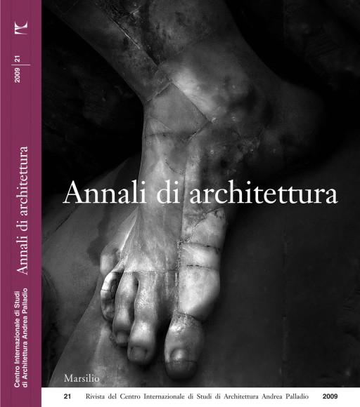 Annali di architettura, Vicenza, nº 21, 2009