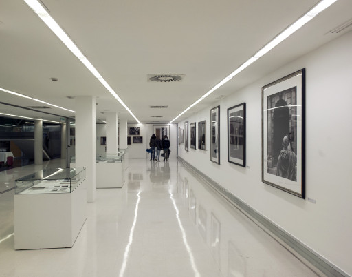 Sala de Exposiciones de la Universitat Autónoma de Barcelona, 2010
