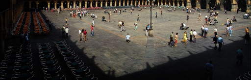 Plaza Mayor. 2004