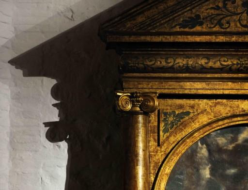 El Greco. Toledo. Retablo de la capilla del Colegio de San Bernardino (1603). 2012