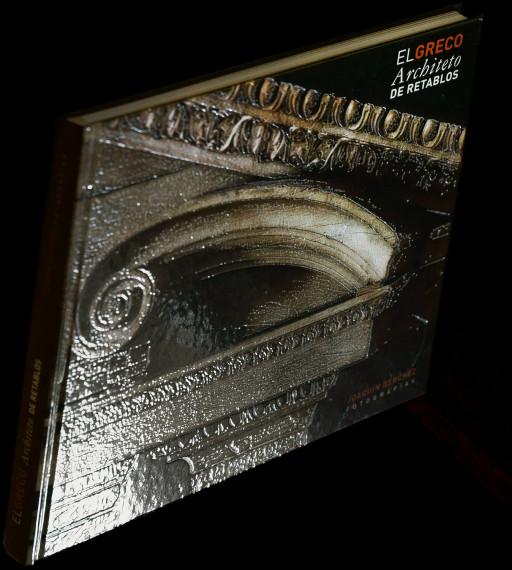 Catálogo El Greco Architeto de retablos
