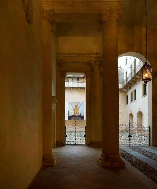 Museo Palladio. Palazzo Barbaran da Porto. Vicenza. 2015
