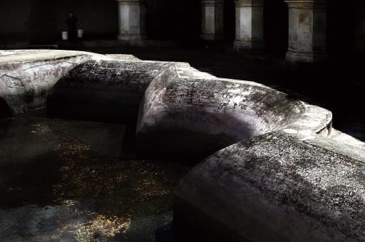 La Antigua. Guatemala. Convento de la Merced. 2004