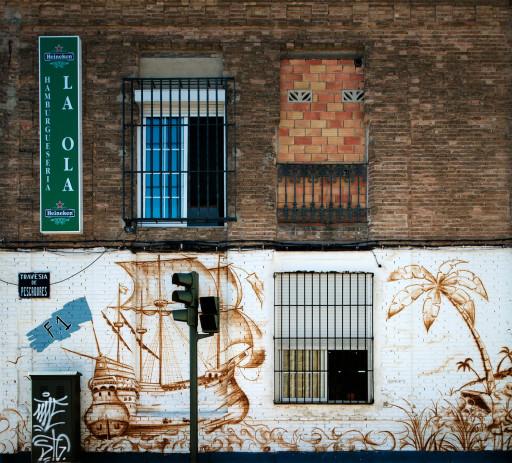 El Cabañal. Valencia. 2012