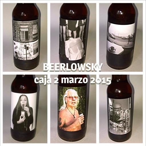 Beerlowsky 009. La cerveza de Railowsky. 30 aniversario, 2015