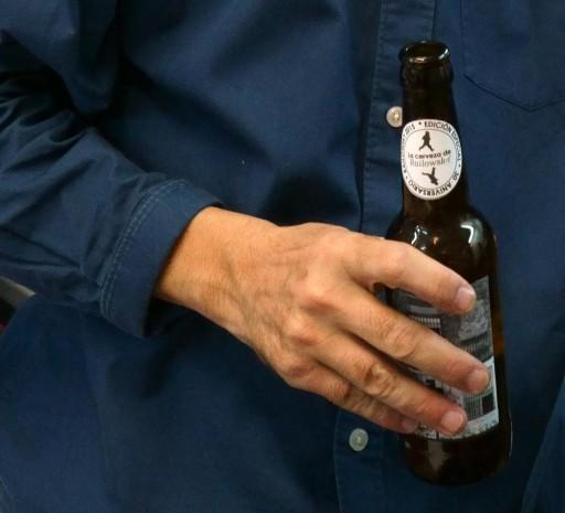 """Exposición """"Proyecto Beerlowsky"""". La cerveza de Railowsky. 30 aniversario, 2015"""