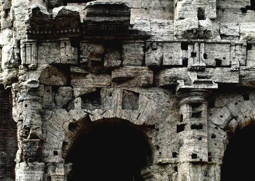 Roma. Teatro Marcello. 2005