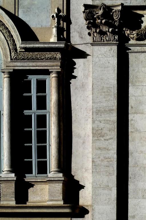 Roma. Palacio Pamphilj. 2005