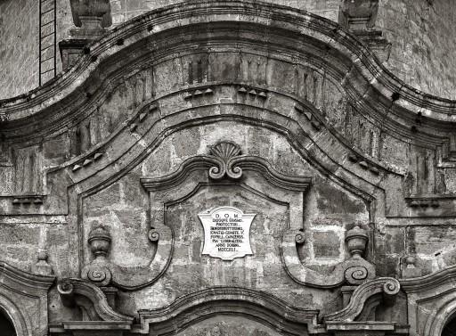 Capaci. Sicilia. Iglesia de S. Erasmo. 2005