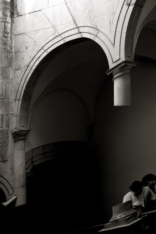 Barcelona. Casa Mercader. 2003