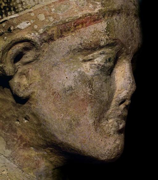 Obispo Jazperto de Botonach. Catedral de Valencia. Hacia 1288. 2007