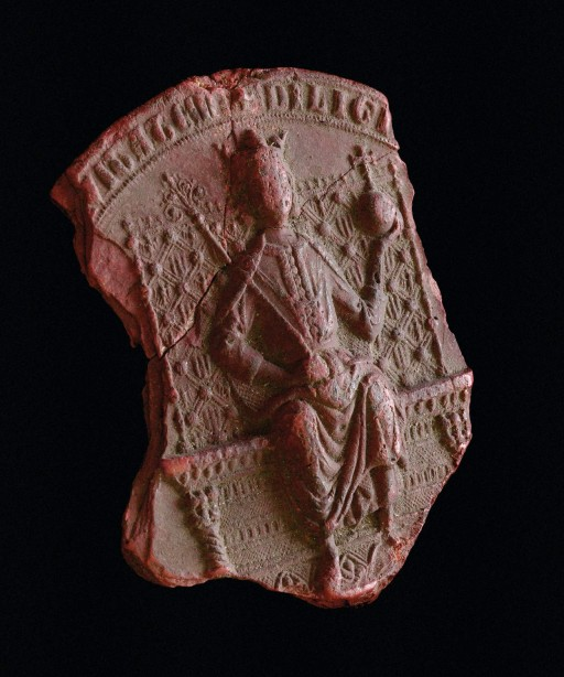 Sello del rey Jaime I. Hacia 1254-1270. 2007