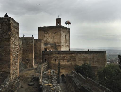 La Alcazaba y Torre de las Armas