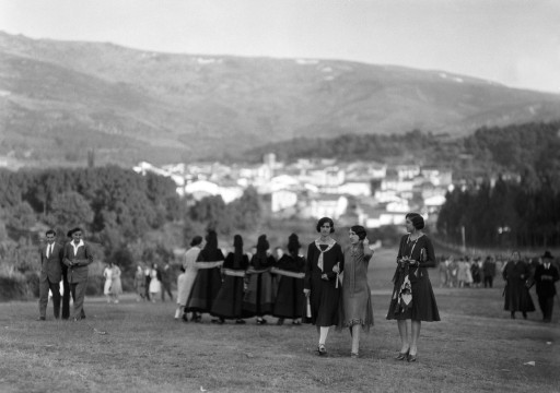 RUTH MATILDA ANDERSON, 1930. Modernas y antiguas. León: Candelario - Salamanca