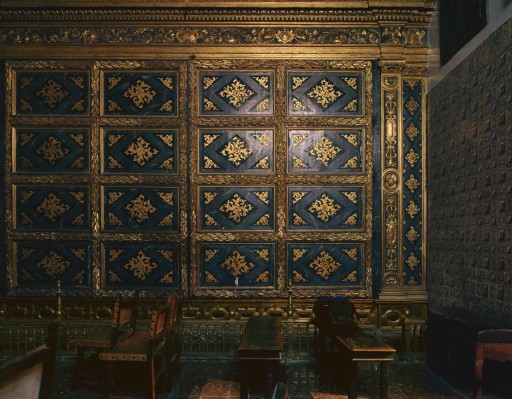 Colegio del Patriarca. Capilla de las reliquias