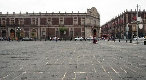 Pedro Arrieta. Palacio de la Inquisición (1733-1737). México D.F.
