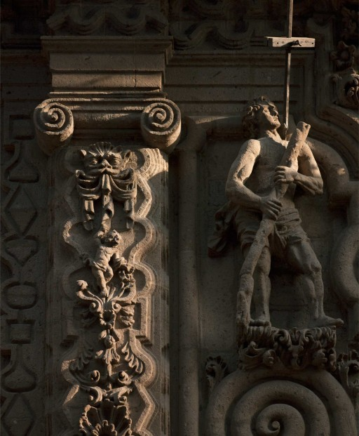 Francisco Guerrero y Torres. Casa del marqués de Jaral Berrio (1779,1785). México D.F.
