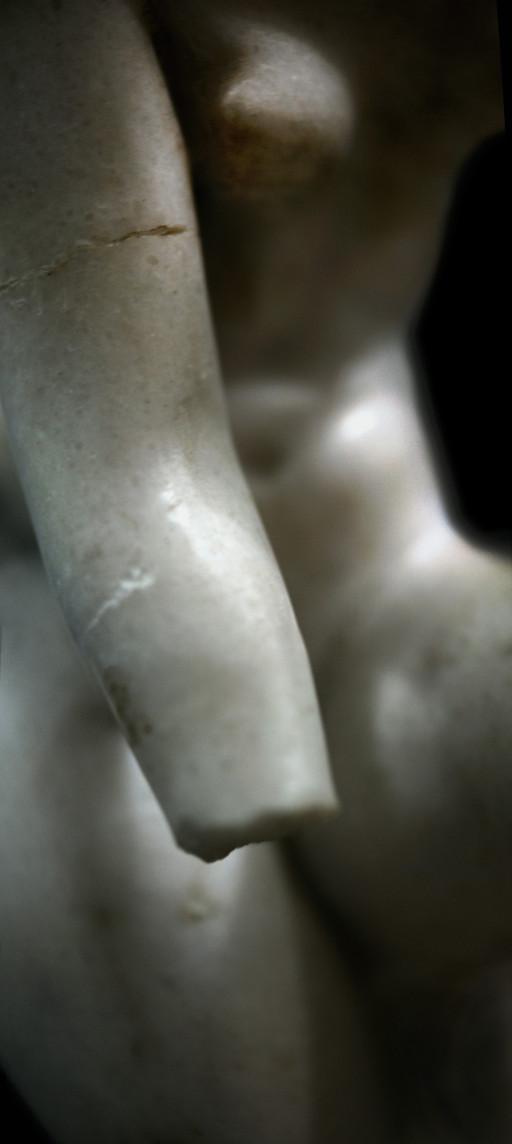 (Ovidio, Arte de Amar I 7) | Venus (s. I d.C.) Museo de Historia y Arqueología de Constanza (Rumanía), 2011