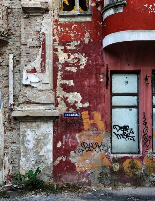 Strada Sulmona. Constanza (Rumanía), 2011