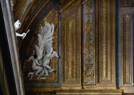 Iglesia del Gesú. Roma. 2008