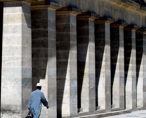 Barrière de La Vilette. París. 2005