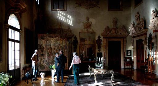 Palazzo Mocenigo Piovene. Vicenza. 2006