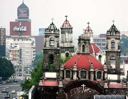 Avenida Hidalgo. México D.F. 2008