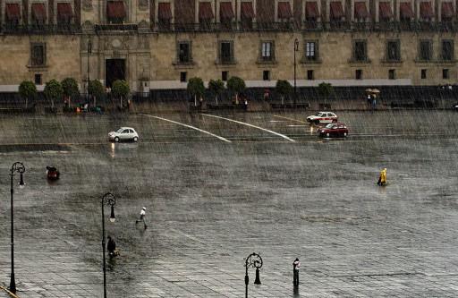 El Zócalo. México D.F. 2007