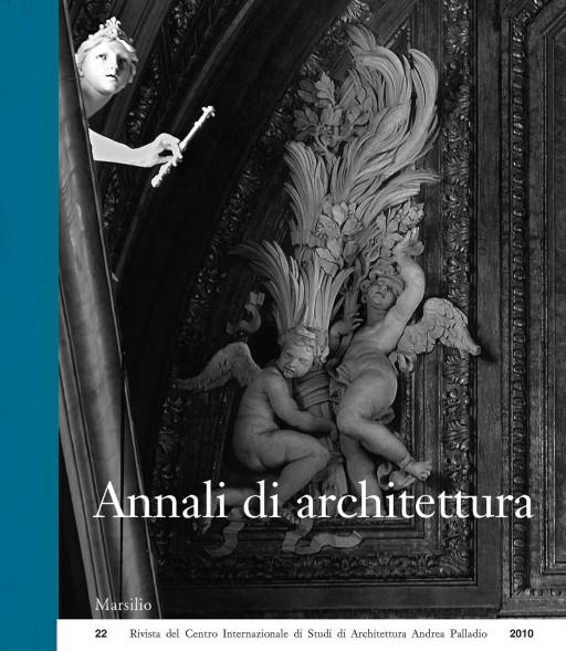 Annali di architettura, Vicenza, nº 22, 2010