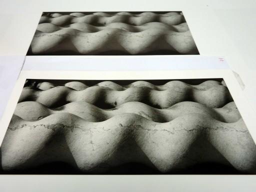 Impresión del catálogo Arquitectura, placer de la mirada. La Imprenta CG (Valencia)