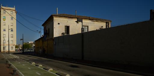 Casa dels Bous desde la calle Pescadores (2012)
