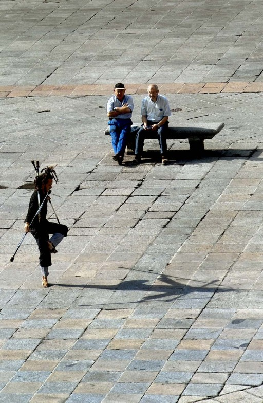 Plaza Mayor. 2004
