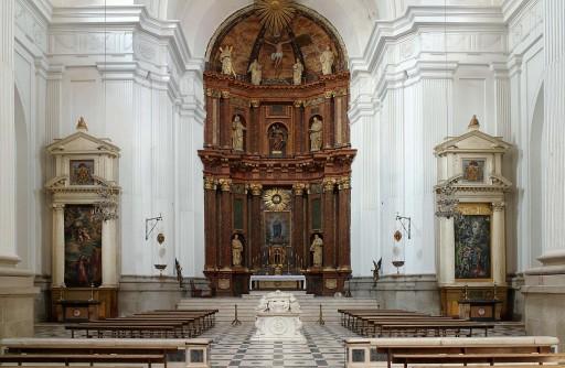 Toledo. Iglesia del Hospital Tavera. 2007