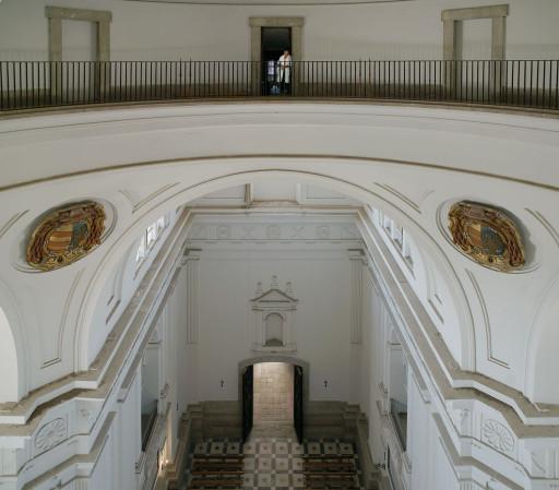 Toledo. Iglesia del Hospital Tavera. 2013