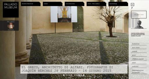 """""""El Greco, achitetto di altari"""" en http://www.palladiomuseum.org/"""