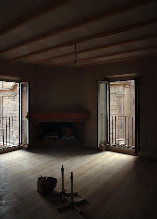 Xàtiva. Colegiata. Fachada norte. 2007