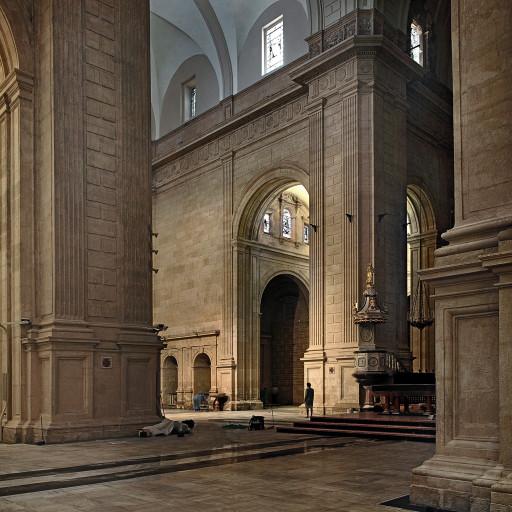 Xàtiva. Colegiata. Interior. 2007