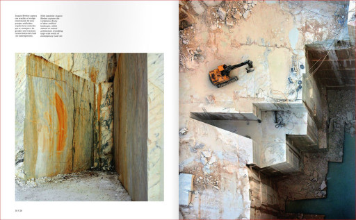 """Pedreiras, portrait of a quarry. Joaquín Bérchez"", en C architecture et everything 01, Cosentino, España"