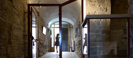 Palazzo Ducale-Sala della Colonna, Camerino, Italia, 2012