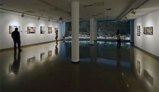 Sala de la Muralla, Colegio Mayor Rector Peset, Valencia, 2012