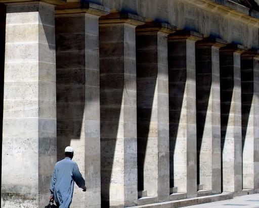 París. Barrière de La Vilette. 2005